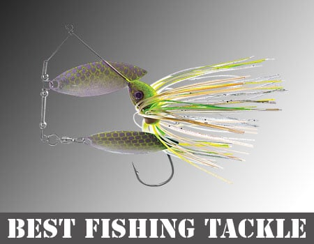 Best fishing tackle