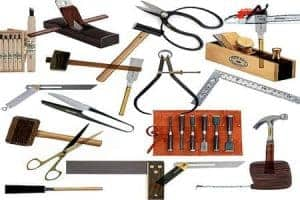Tools and chisels