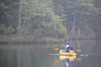 8 Simple Tips For Kayak Fishing A Lake or Pond