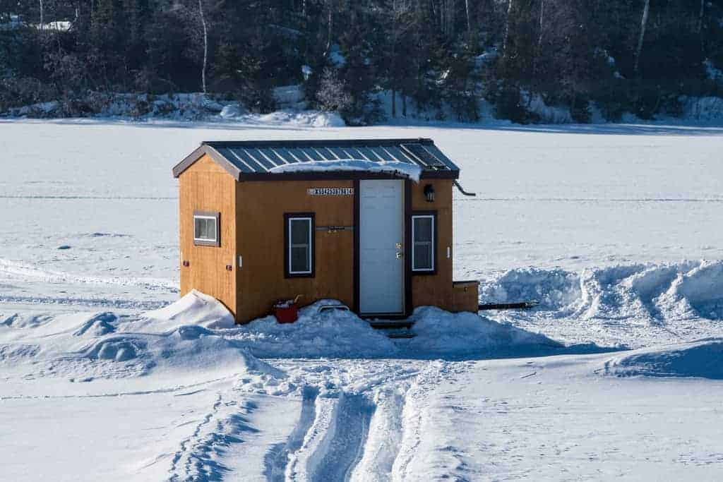 Buying An Ice Fishing Shelter: Everything You Need To Know