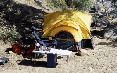 Is Tent Camping Cheaper Than Hotels