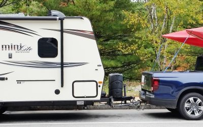Can You Tow A Boat Behind A Travel Trailer