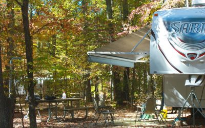 Fall Camping: How to Prepare
