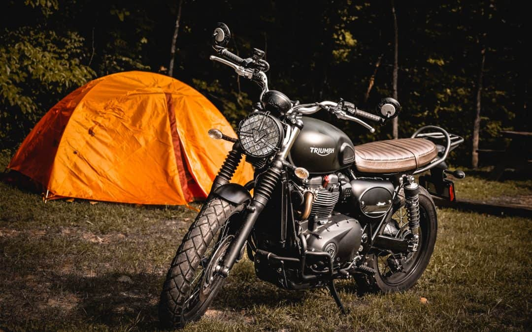 What Is Moto Camping?