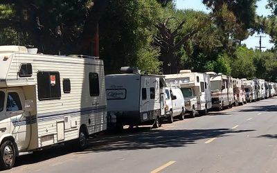Can I Dump My RV or Camper Tanks At Home?
