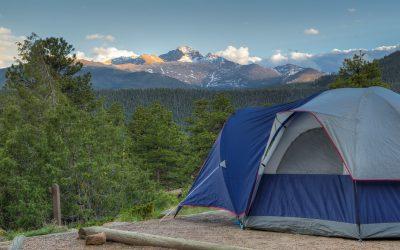 Can You Run A Generator Tent Camping?
